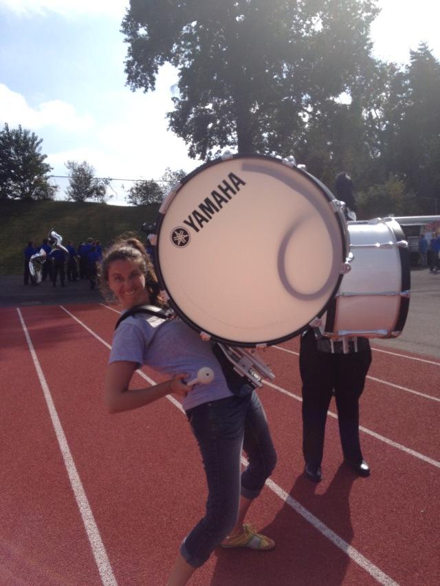 wearing drum
