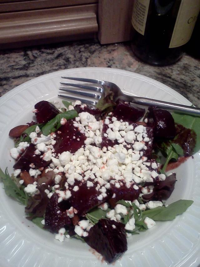 blog beet salad